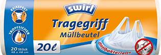 Tragegriff-Müllbeutel