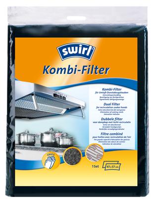 Swirl® Kombi-Filter