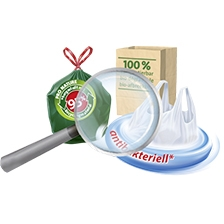 Swirl® Müllbeutelfinder