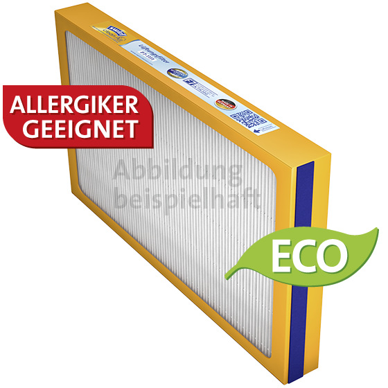 Lüftungsfilter Brink Renovent HR 250