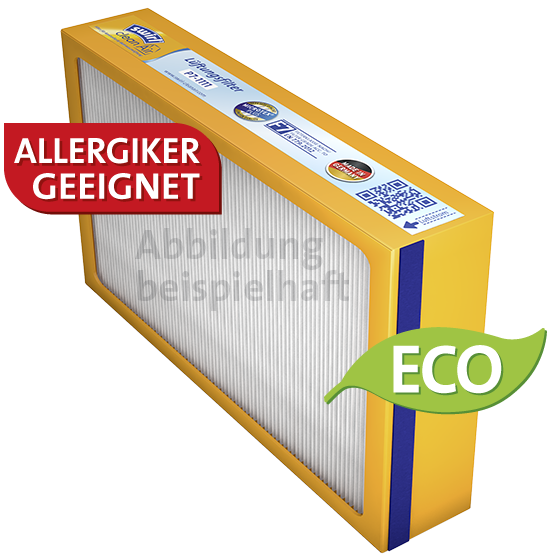 Lüftungsfilter Pluggit Avent P310
